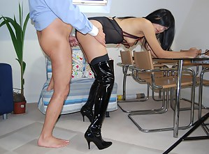 Sexy Teen Boots Porn Pictures
