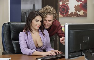 Sexy Teen Office Porn Pictures